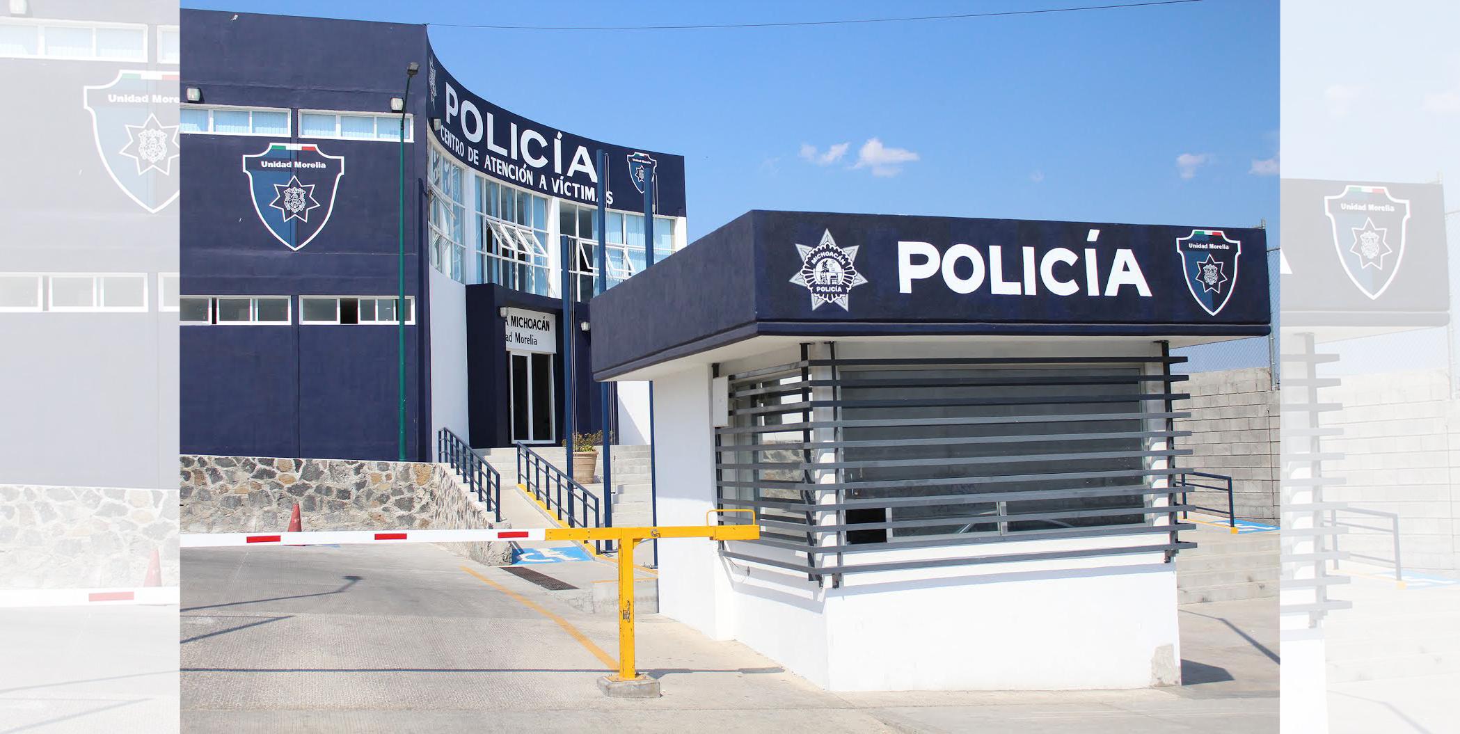 policia unidad morelia