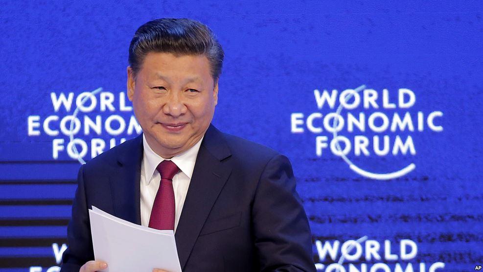 Xi Jinping presidente de China
