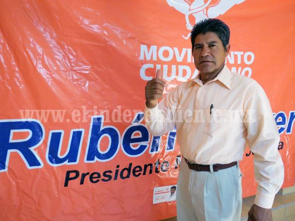 Se afilia alcalde de Jacona al PAN; dice adiós a MC