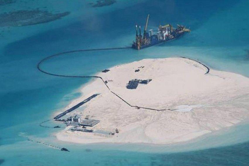 Isla artificial