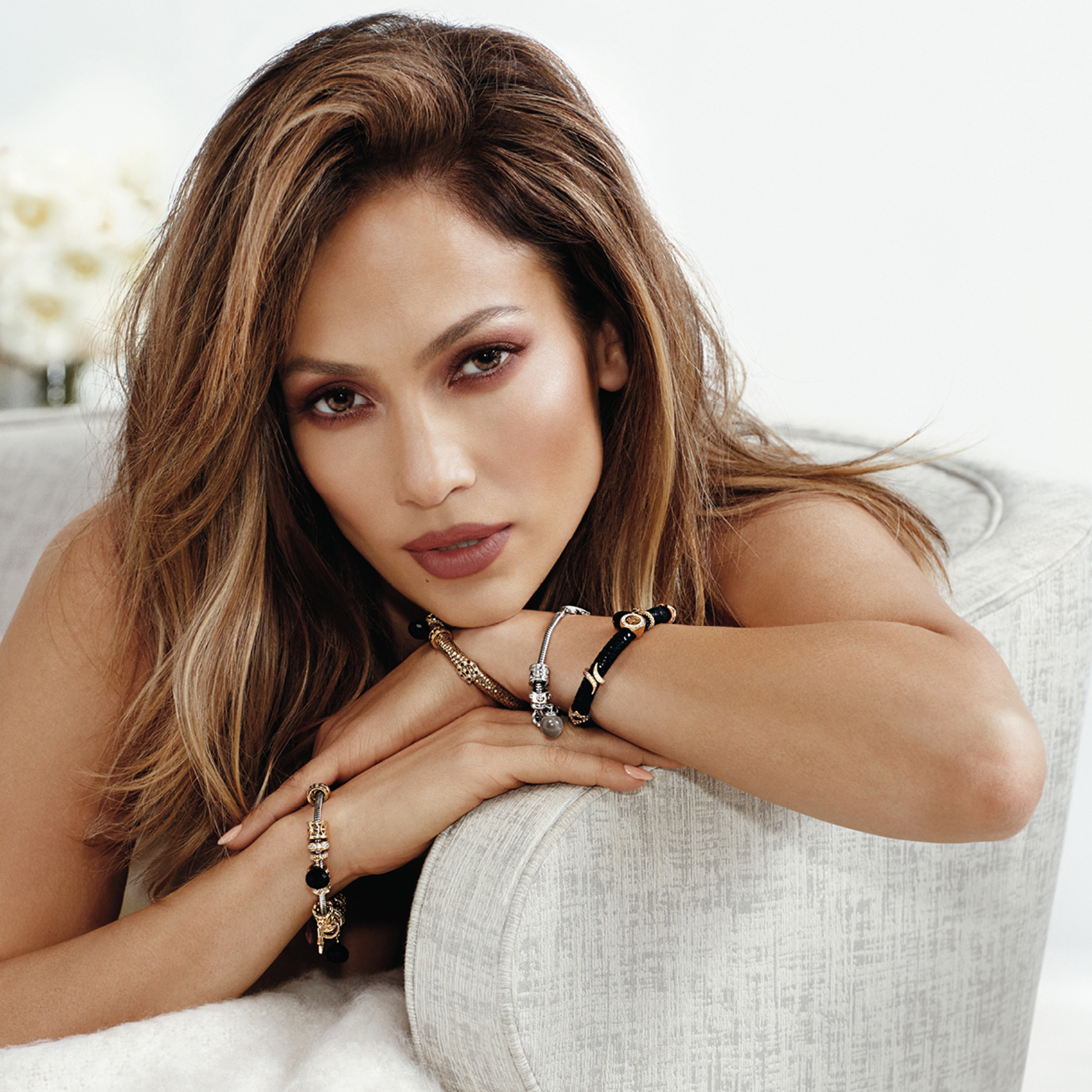 Jennifer Lopez Presents Her New Jewels Collection