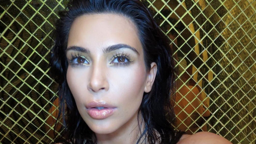 kim-kardashian-cage-selfie-instagram