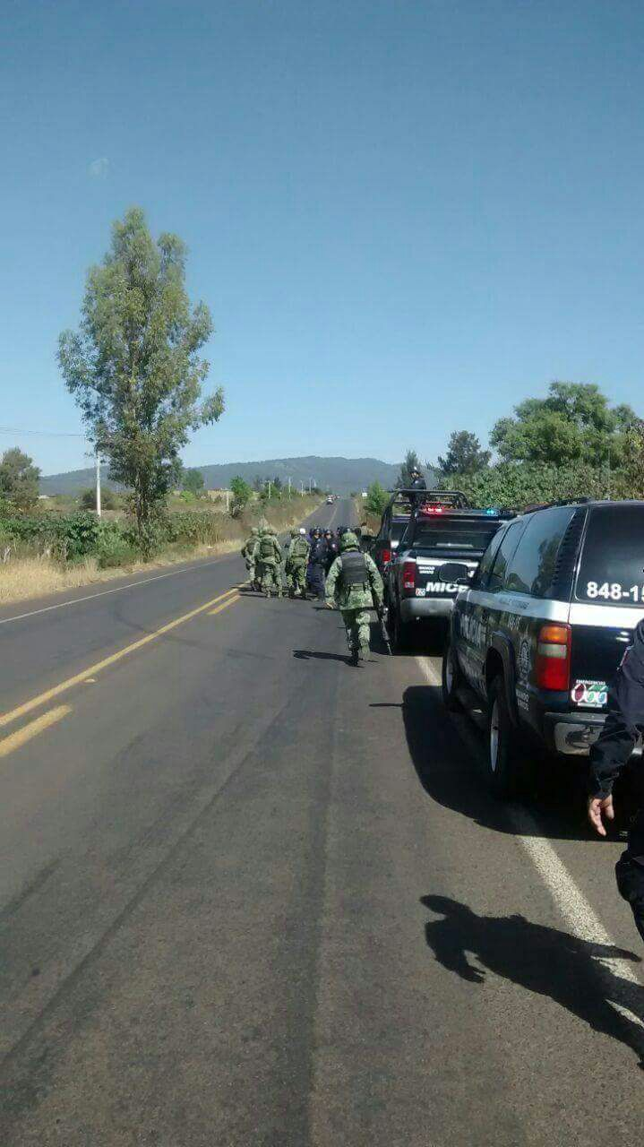 militares policia carretera