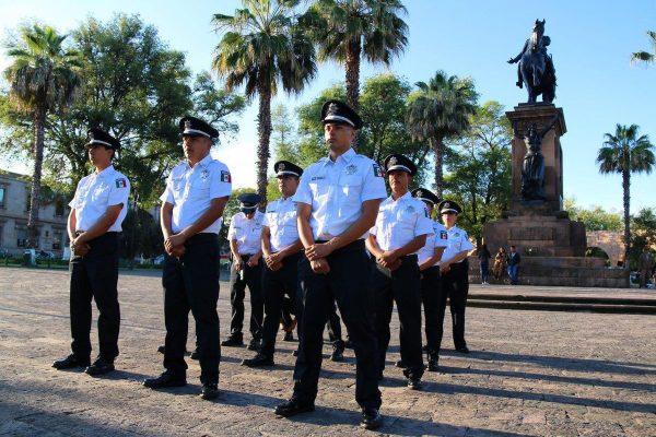 policia municipal morelia