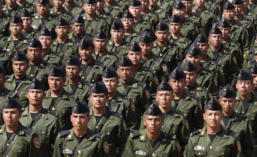 sedena soldados