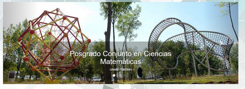 FCFM posgrado conjunto con la UNAM 2