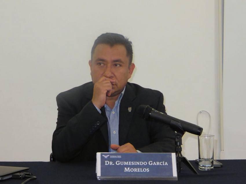 Gumesindo García M