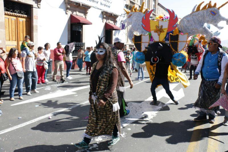 desfile torito petate morelia torito
