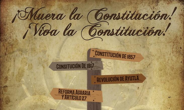 muera viva la constitucion corto