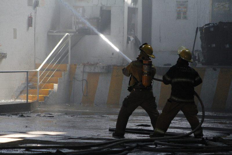 Incendio Bomberos 3