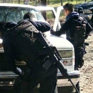 aprension ganso policia michoacan