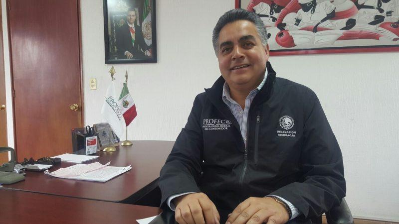 Profeco sanciona a 27 establecimientos en Jalisco