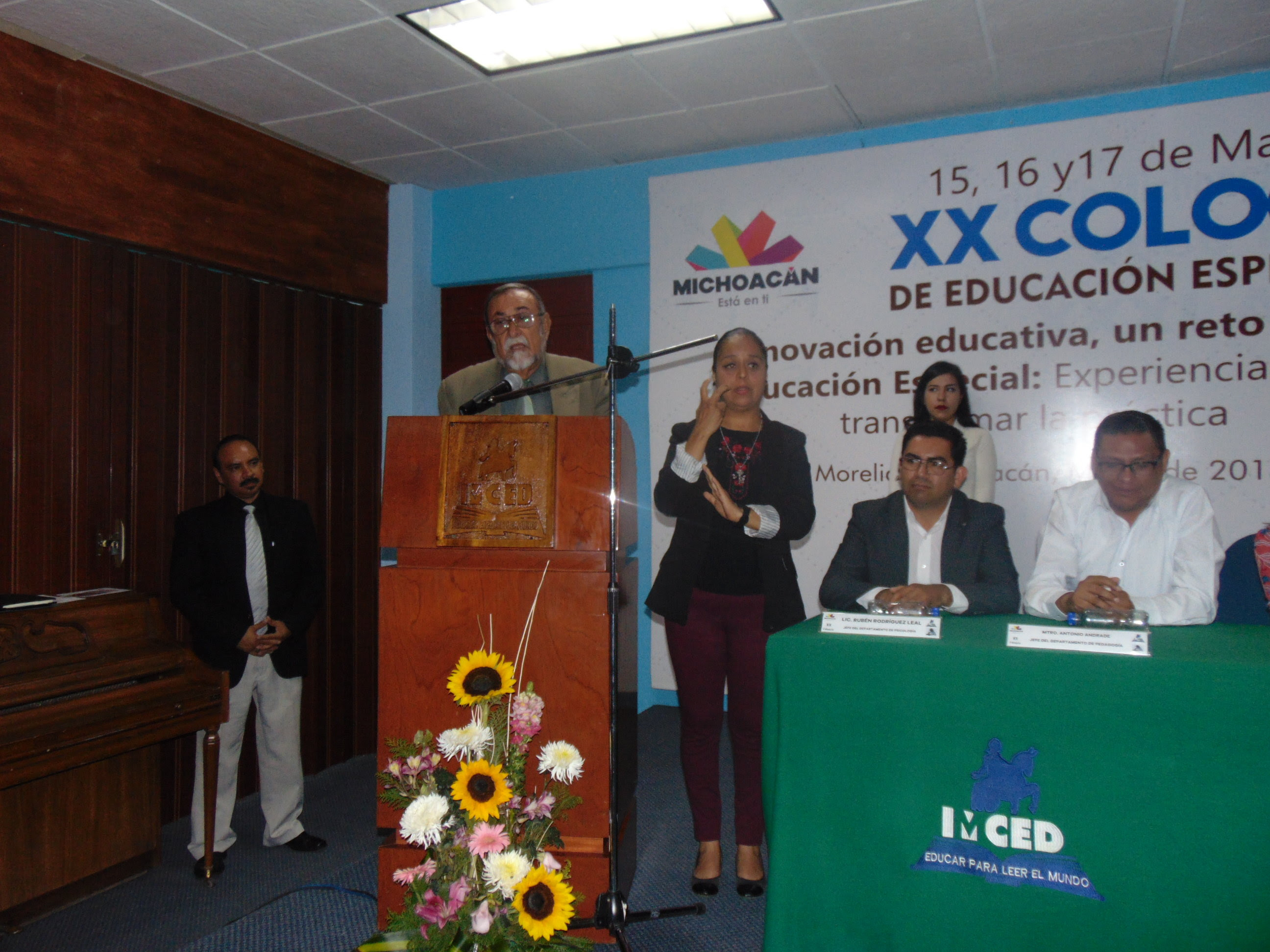 Instituto Michoacano de Ciencias de la Educación – Primera Plana ...