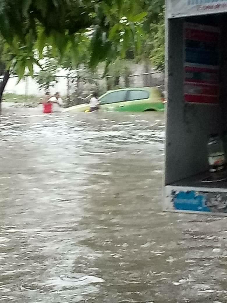 inundaciones lazaro cardenas