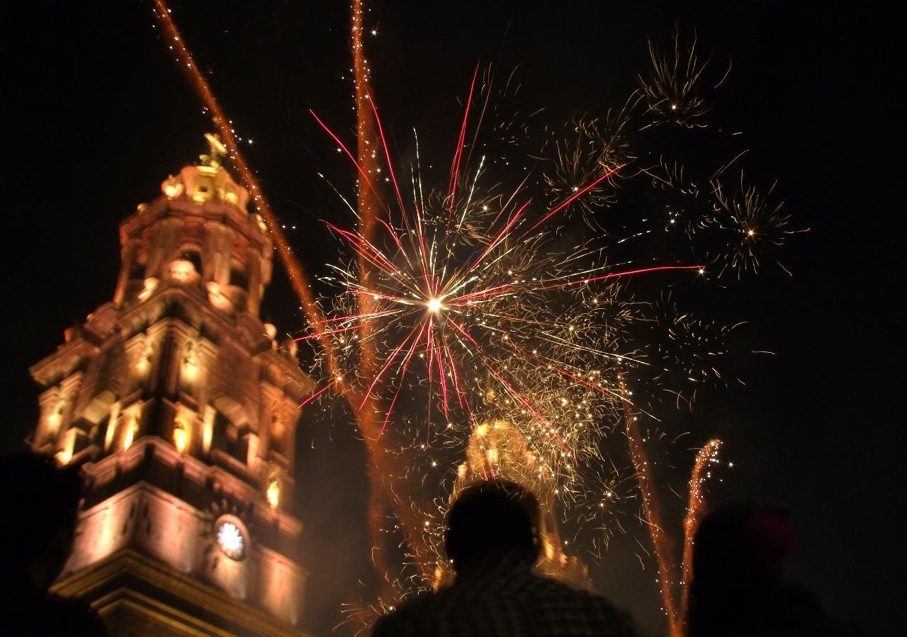 Festeja Morelia su 480 aniversario – Primera Plana MX